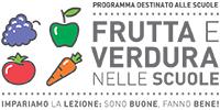 logo frutta nelle scuola