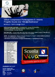 Scuola Viva - Modulo Orto did@ttico